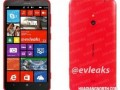 诺基亚Lumia1320官方渲染图曝光――6寸屏的中低端机型