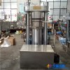 双铭6YX-180 香油机 韩式榨油机 移动便携芝麻香油机 新型全自动液压香油机