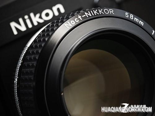 F3+58mm镜头的身影又将重现于世了么(当然两者都是新一代了)