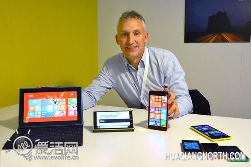诺基亚高层:Windows Phone的成功没有捷径可走