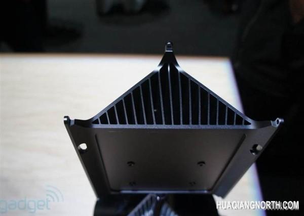 颠覆性工业设计:新Mac Pro构造图赏