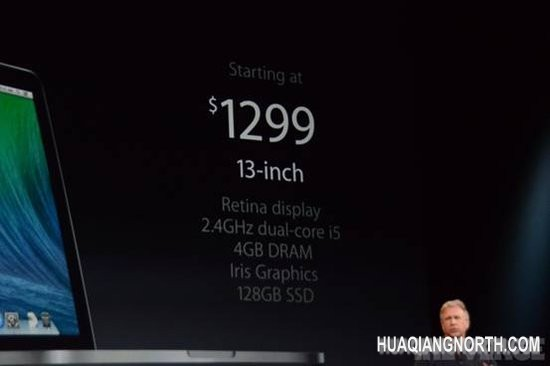 MacBook Pro全线产品Retina化