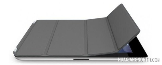 传iPad 5将配备带键盘的Smart Cover
