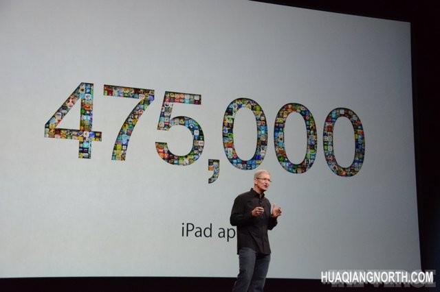 iPad总销量达1亿7000万台 市场占有率达81%