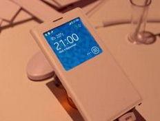 智能保护套色彩也疯狂三星Note 3时尚诱惑