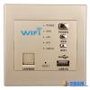300MPS无线路由器插座wifi插座 86暗装WF墙壁式开关4G
